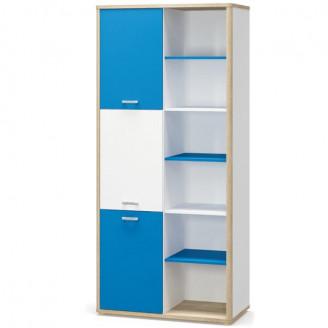 Шкаф книжный Mebel Servise Лео