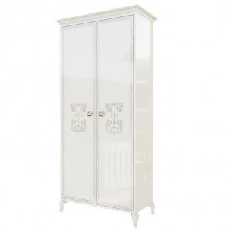 Шкаф двухдверный Вероника Мир Мебели
