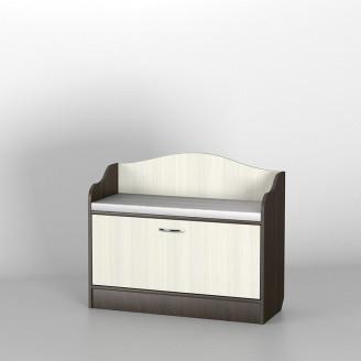 Тумбы для обуви ТО-128 АКМ ТИСА-мебель