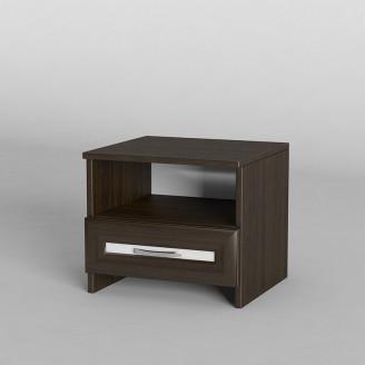 Тумба прикроватная ТП-101 АКМ ТИСА-мебель