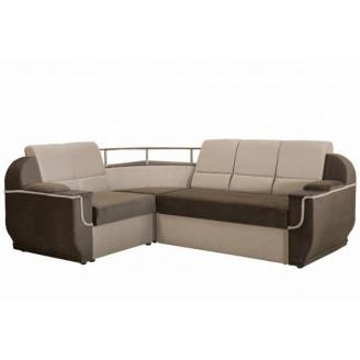 Угловой раскладной диван Меркурий без столика Мика Дельфин Мебель-Сервис